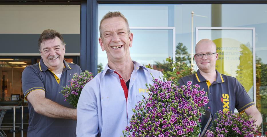 Praxis IJmuiden: vernieuwd en vertrouwd
