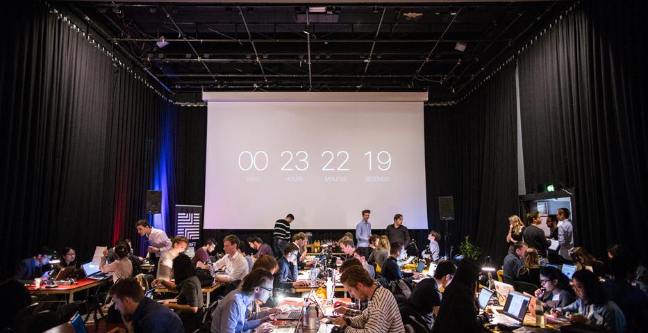 24 hour Data Challenge voor online talent