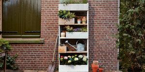 Vertical garden oftewel verticale tuin!