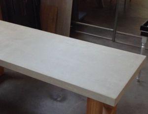 Ik wil graag een betonnen tafelblad maken