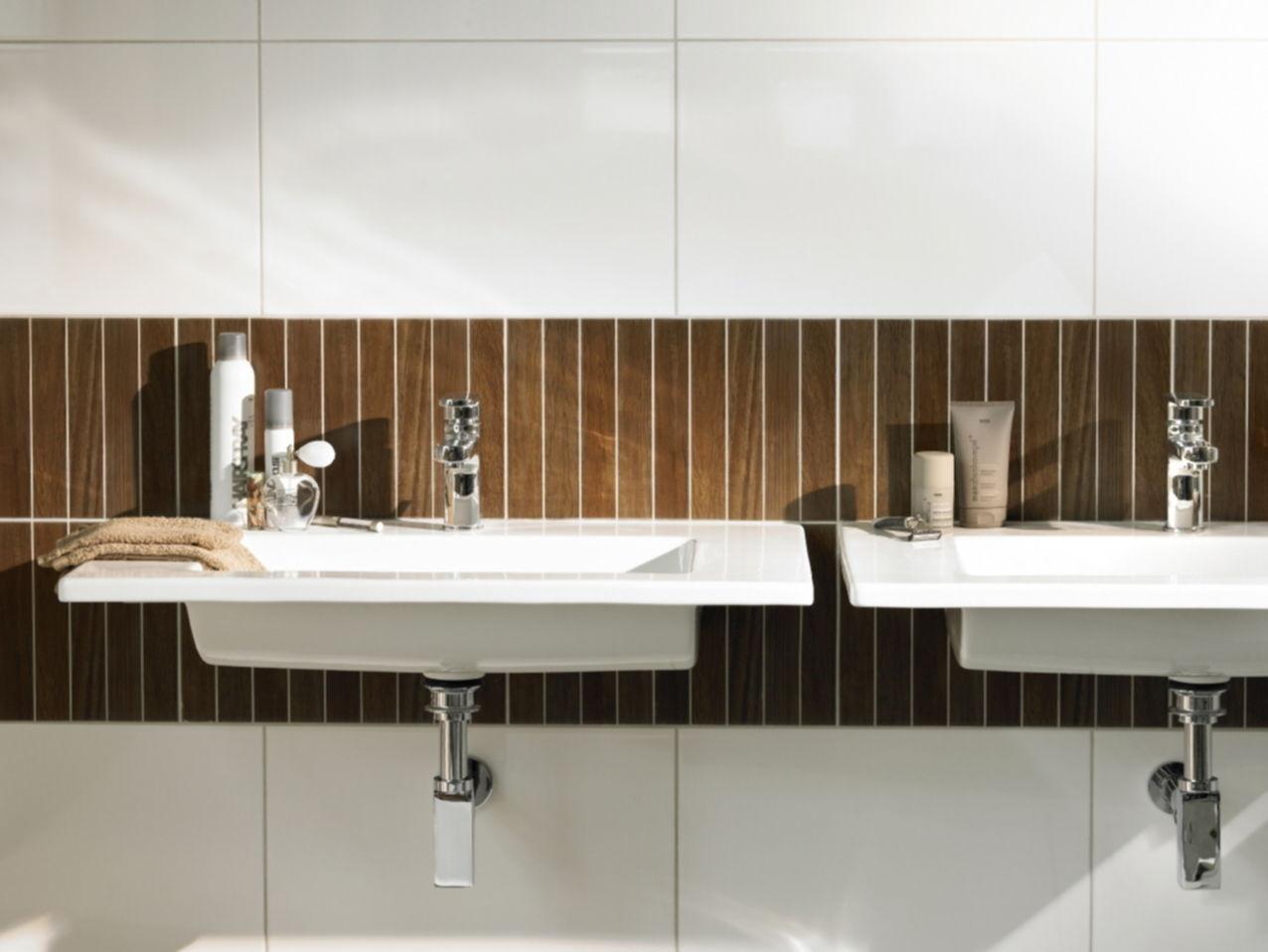 De evolutie van de badkamer trends van 1950 tot nu praxis blog - Badkamer trends ...