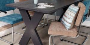 Hoe maak je een tafel van steigerhout?