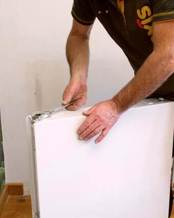 Hoe vervang ik een radiator?