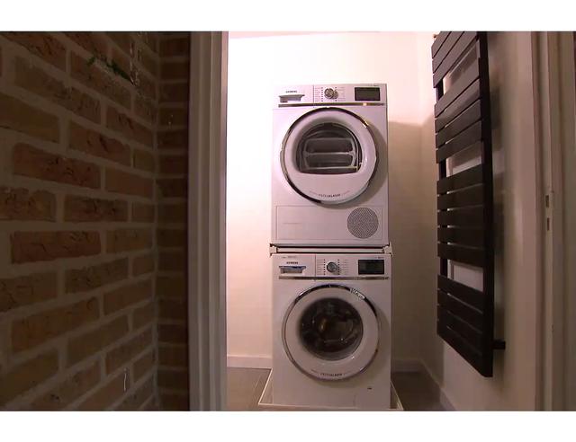 Wonderbaar Meubel voor de wasmachine en droger aansluiten | voordemakers.nl EK-22