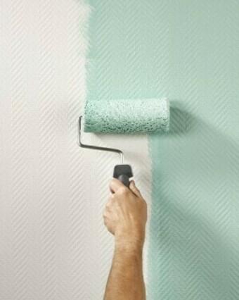 Hoe verf ik een muur?