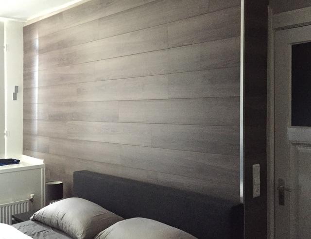 Fabulous Hoe bevestig je laminaat op de muur? | voordemakers.nl &OD35