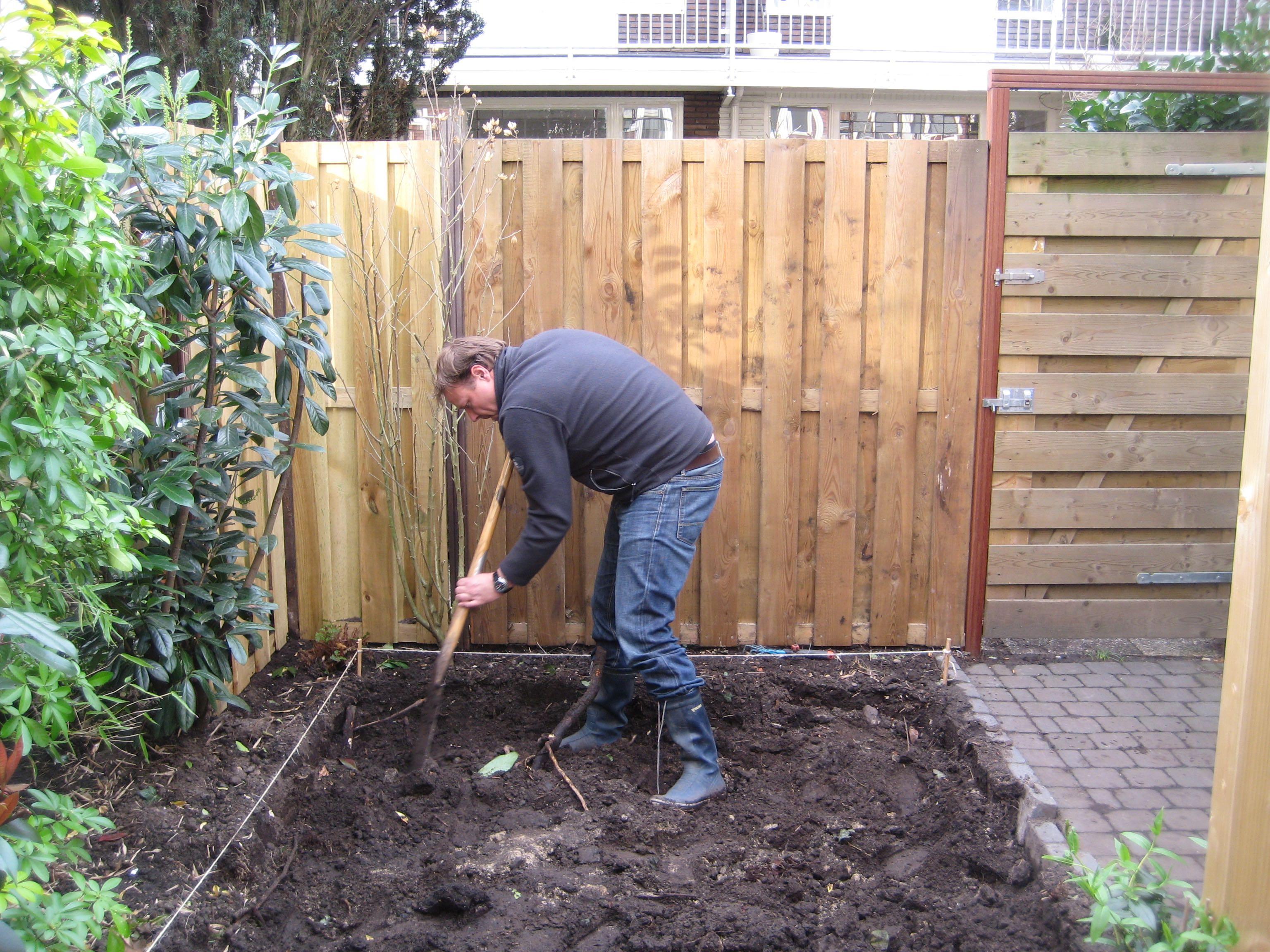 Vlonder In Tuin : Vlonder in tuin voordemakers.nl