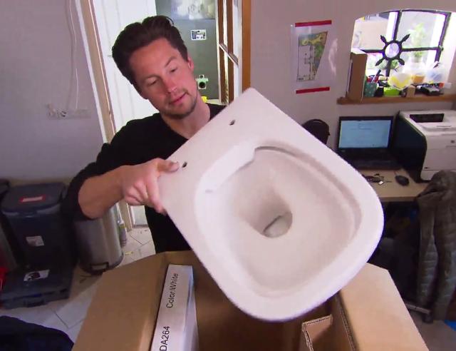 Toilet Zonder Spoelrand : Wandcloset zonder spoelrand rakunet