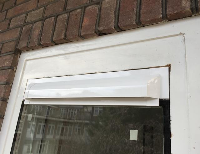 Beroemd Ventilatierooster in raam (TIP) | voordemakers.nl SC17