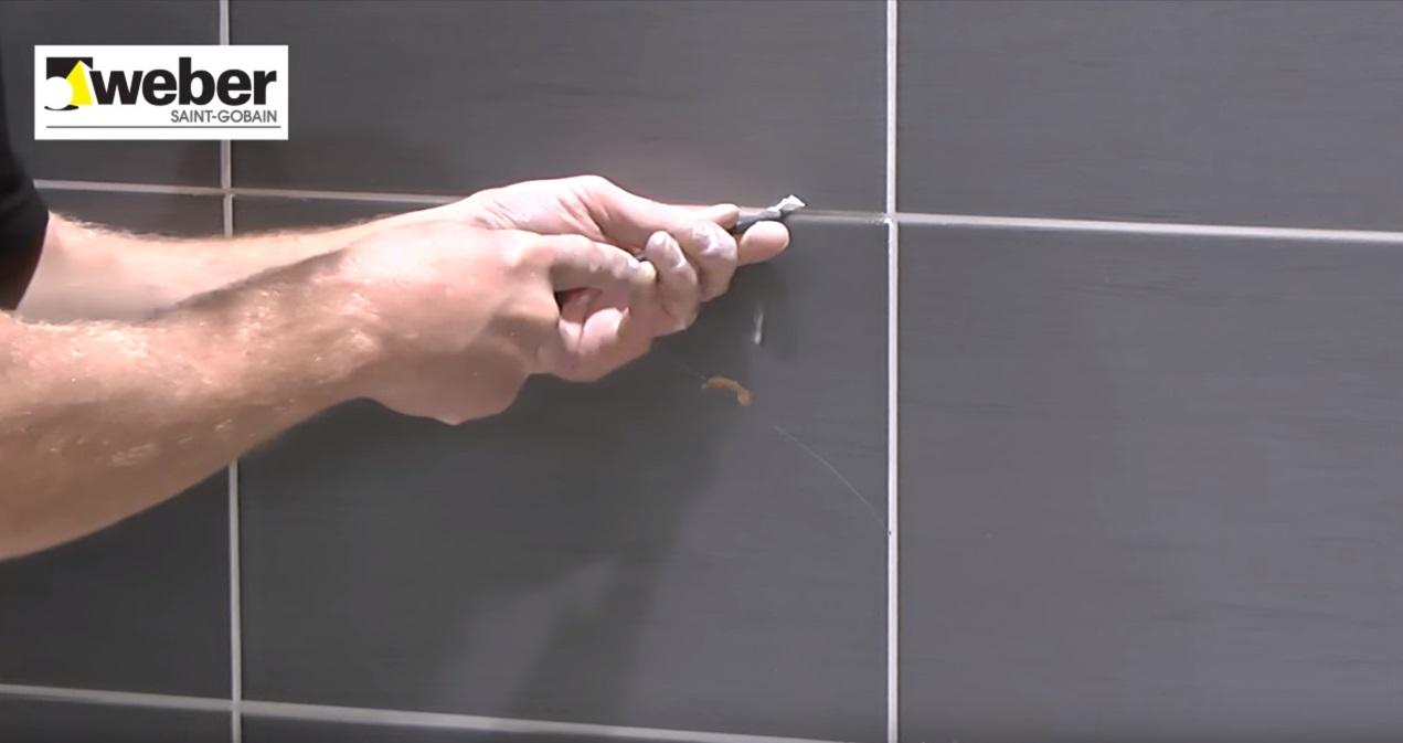 Hoe repareer je een beschadigde tegel?   voordemakers nl