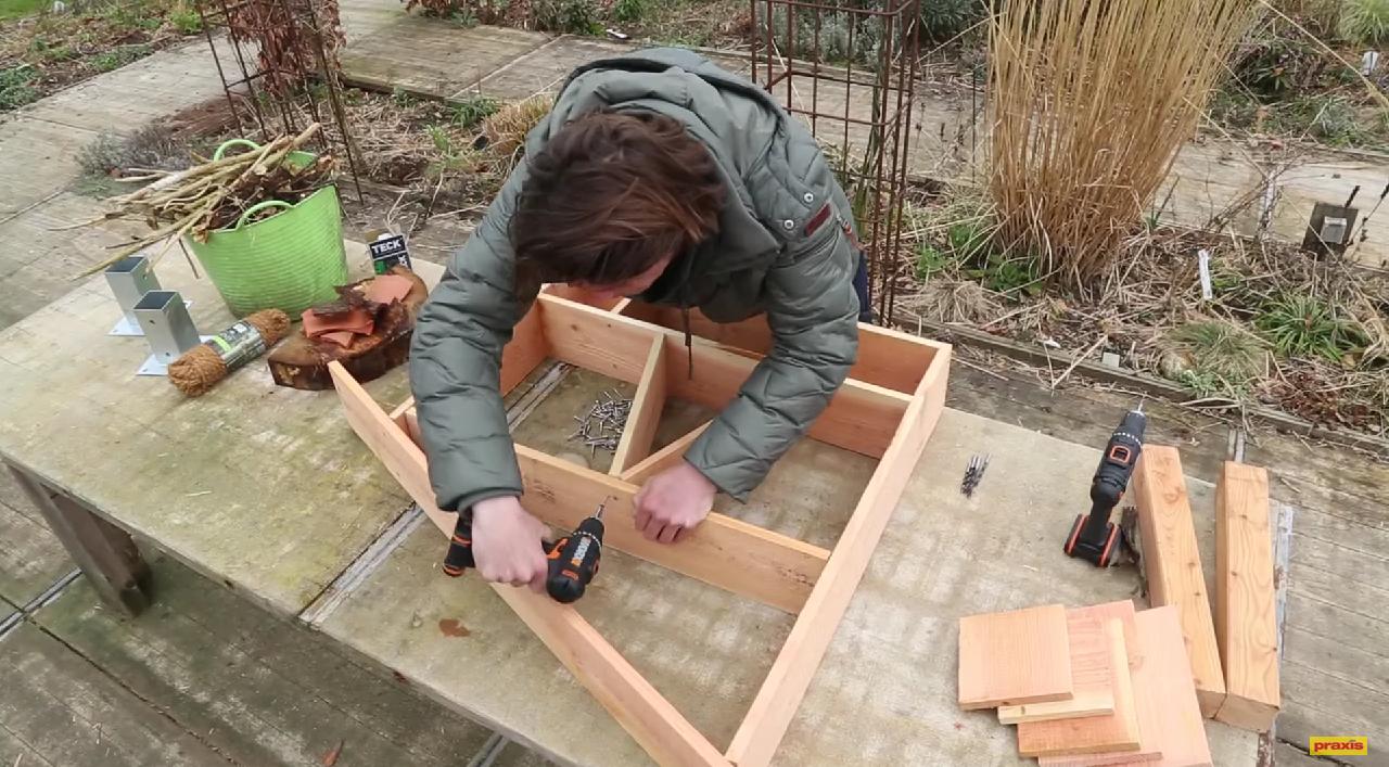 Hoe maak je een insectenhotel - Hoe amenager tuin ...