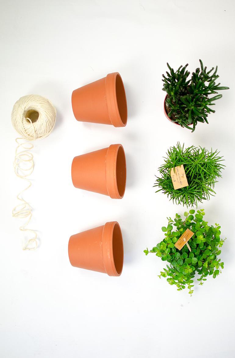 Maak Je Eigen Macramé Plantenhanger Voordemakersnl