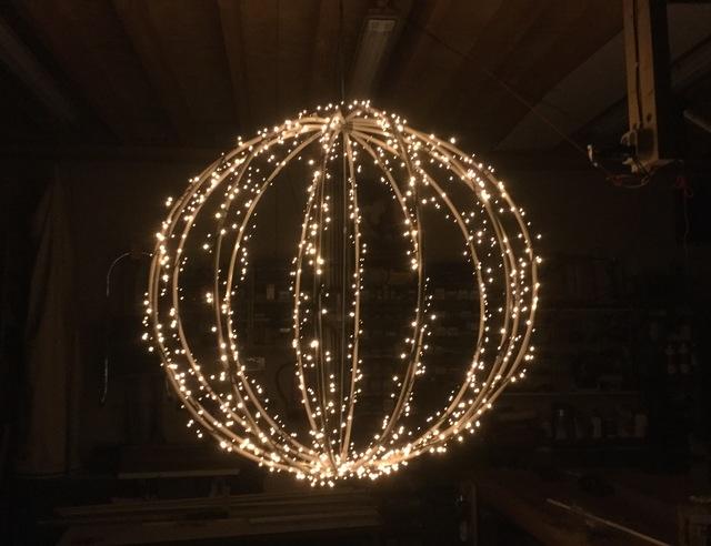 Best Grote Kerstbal Met Verlichting Ideas - Huis & Interieur Ideeën ...