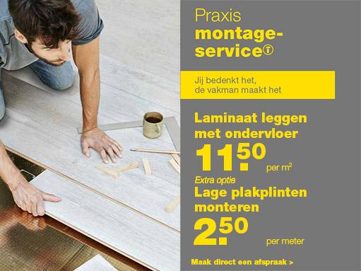 Leggen jullie ook laminaat? voordemakers.nl