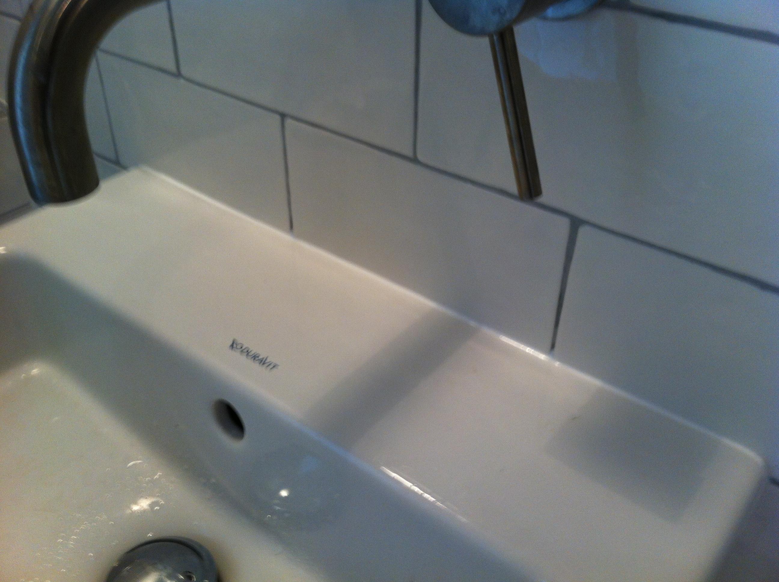Wasbak afkitten voordemakers.nl