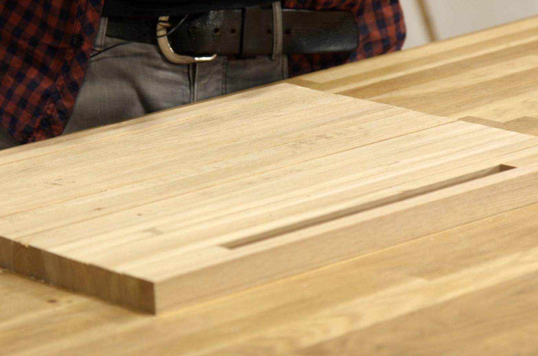 Ongekend Snijplank maken (ontwerp door Bas Berrevoets) | Stappenplan QB-88