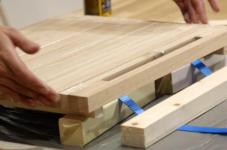 Verrassend Snijplank maken (ontwerp door Bas Berrevoets) | Stappenplan LT-58