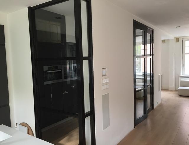 Extreem Stalen binnendeuren & raam | voordemakers.nl &AP18