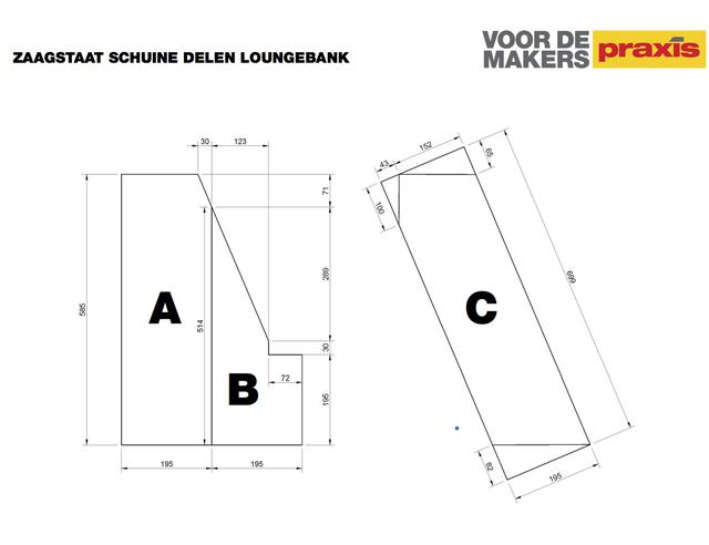 Bouwtekening Kerstboom Steigerhout.Een Zwevende Loungebank Maken Uit Steigerhout Voordemakers Nl