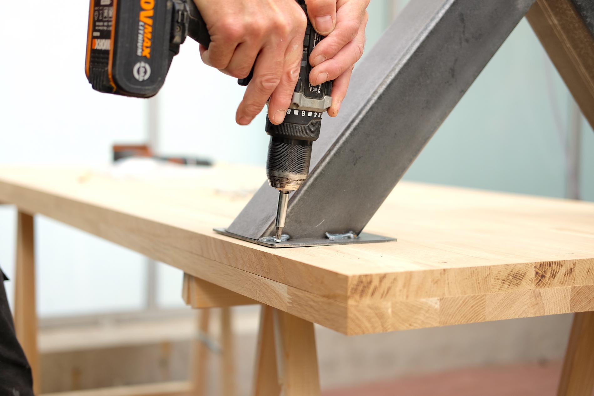 Industriele Tafel Poten : ≥ industriële tafelonderstellen stalen tafelpoten met coating