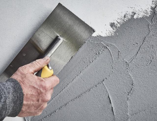 Muur in betonlook maken voordemakers