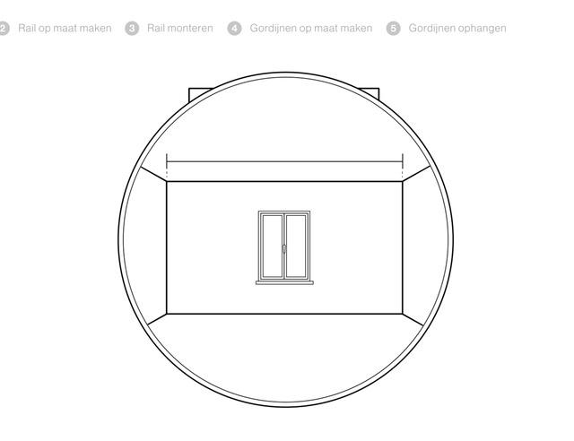 Geliefde Zelf Gordijnen Maken Stap Voor Stap FC14 | Belbin.Info WU05