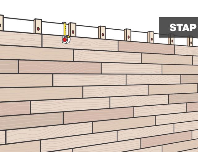 Bekend Hoe bevestig je laminaat op de muur? | voordemakers.nl &VQ24