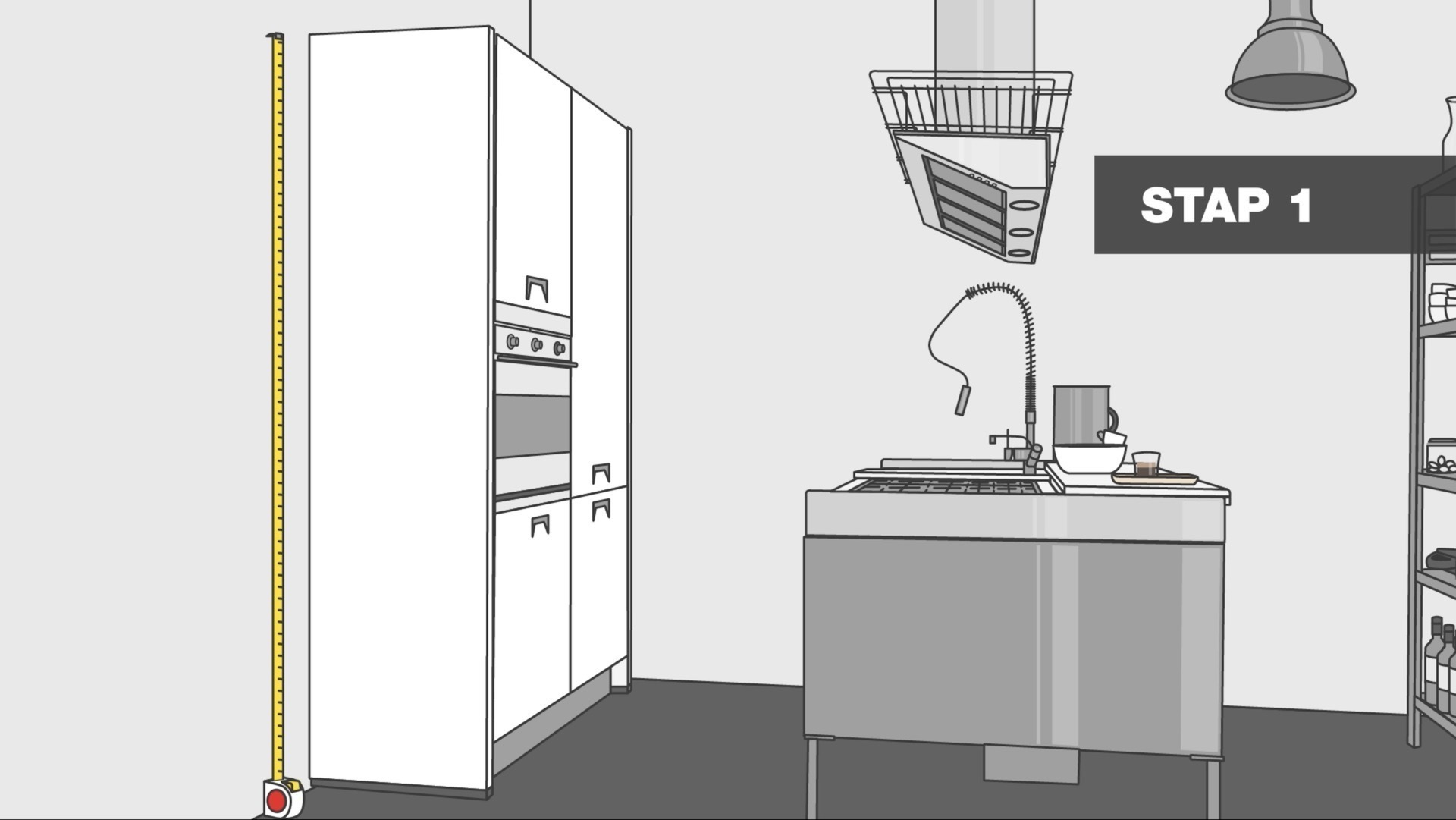Bekend Apothekerskast maken | voordemakers.nl UZ55