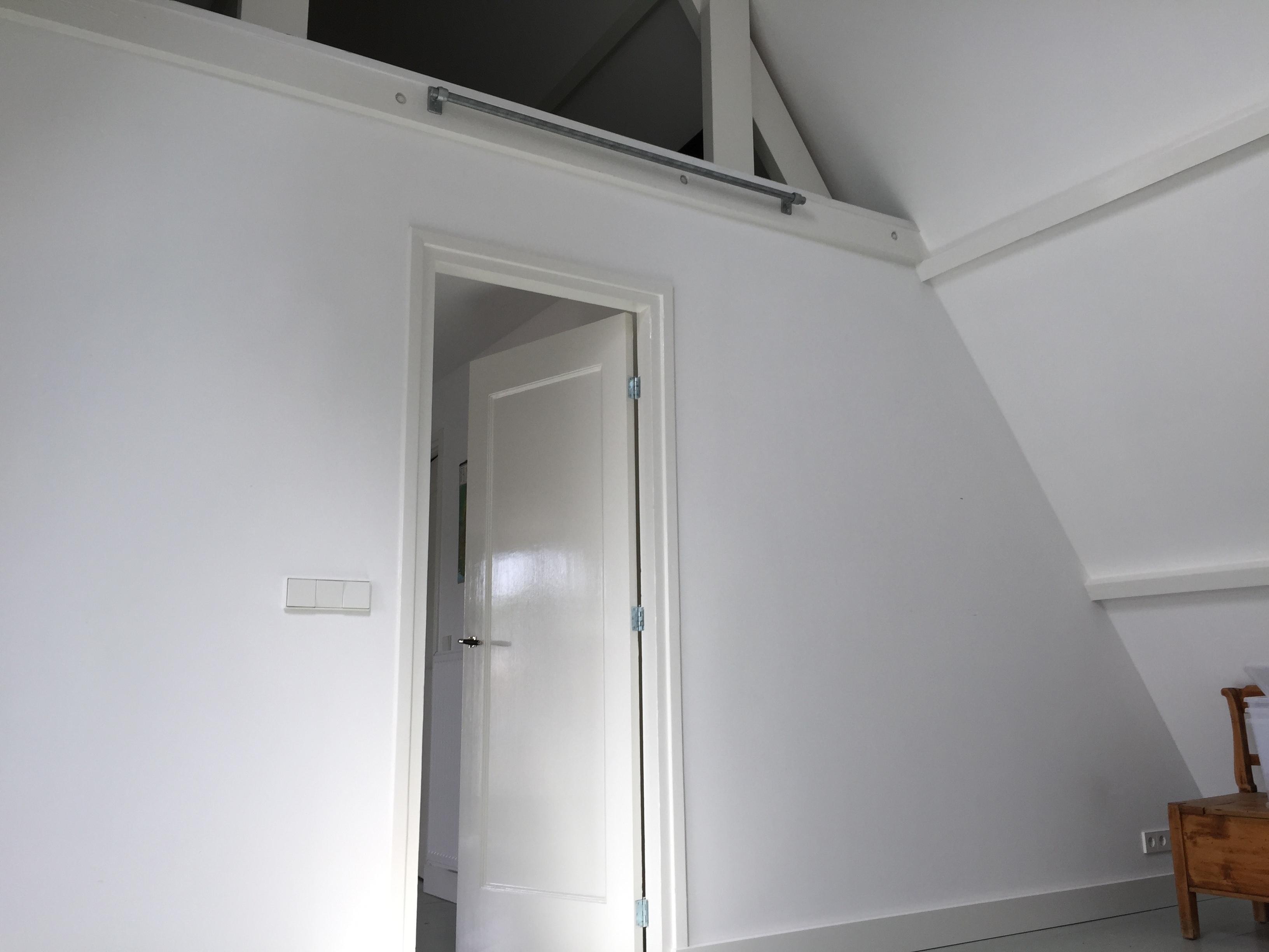 Zolder trap ladder for Trap plaatsen naar zolder