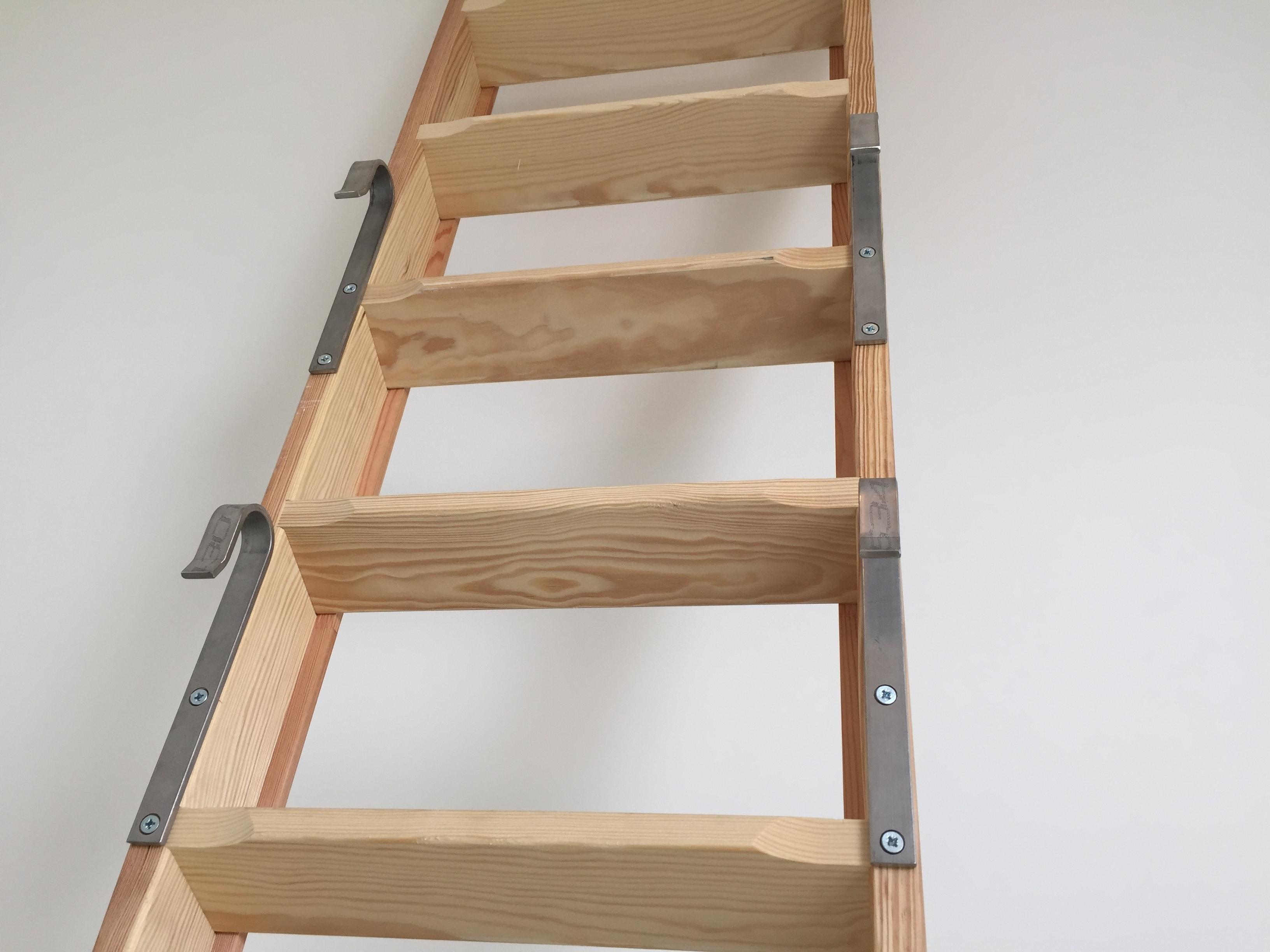 Iets Nieuws Zolder trap / ladder | voordemakers.nl &XI48