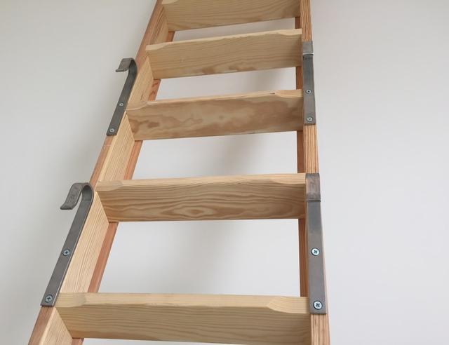 Beroemd Zolder trap / ladder   voordemakers.nl @FW53