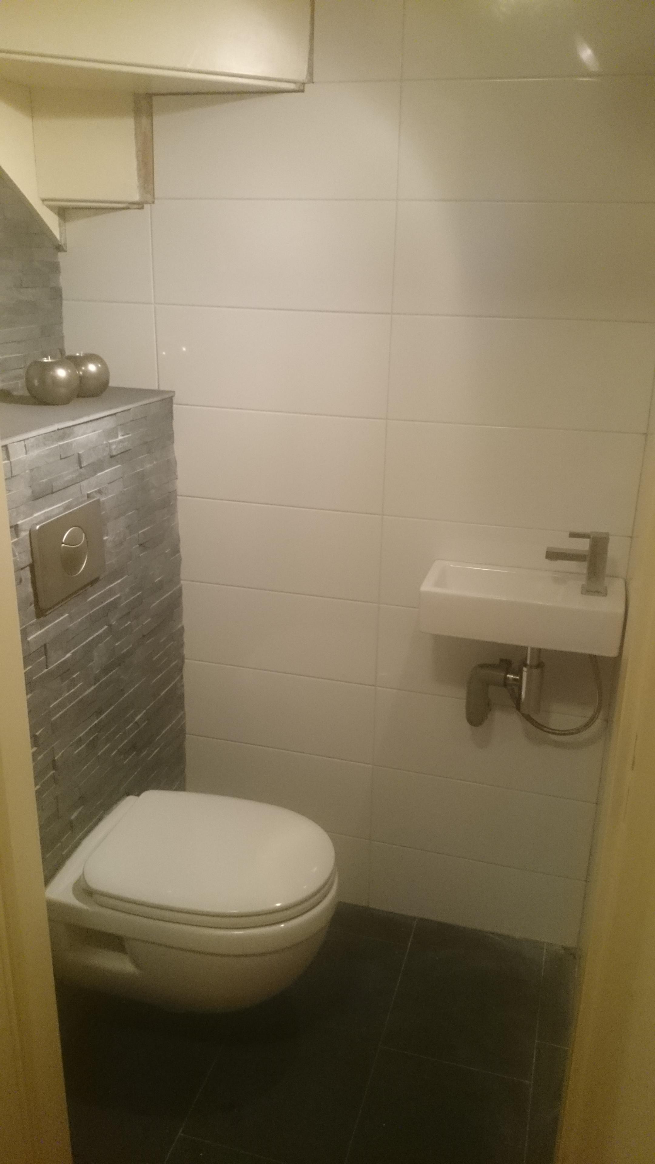 Toilet Vernieuwd Zwevend Toilet Gemaakt En Opnieuw