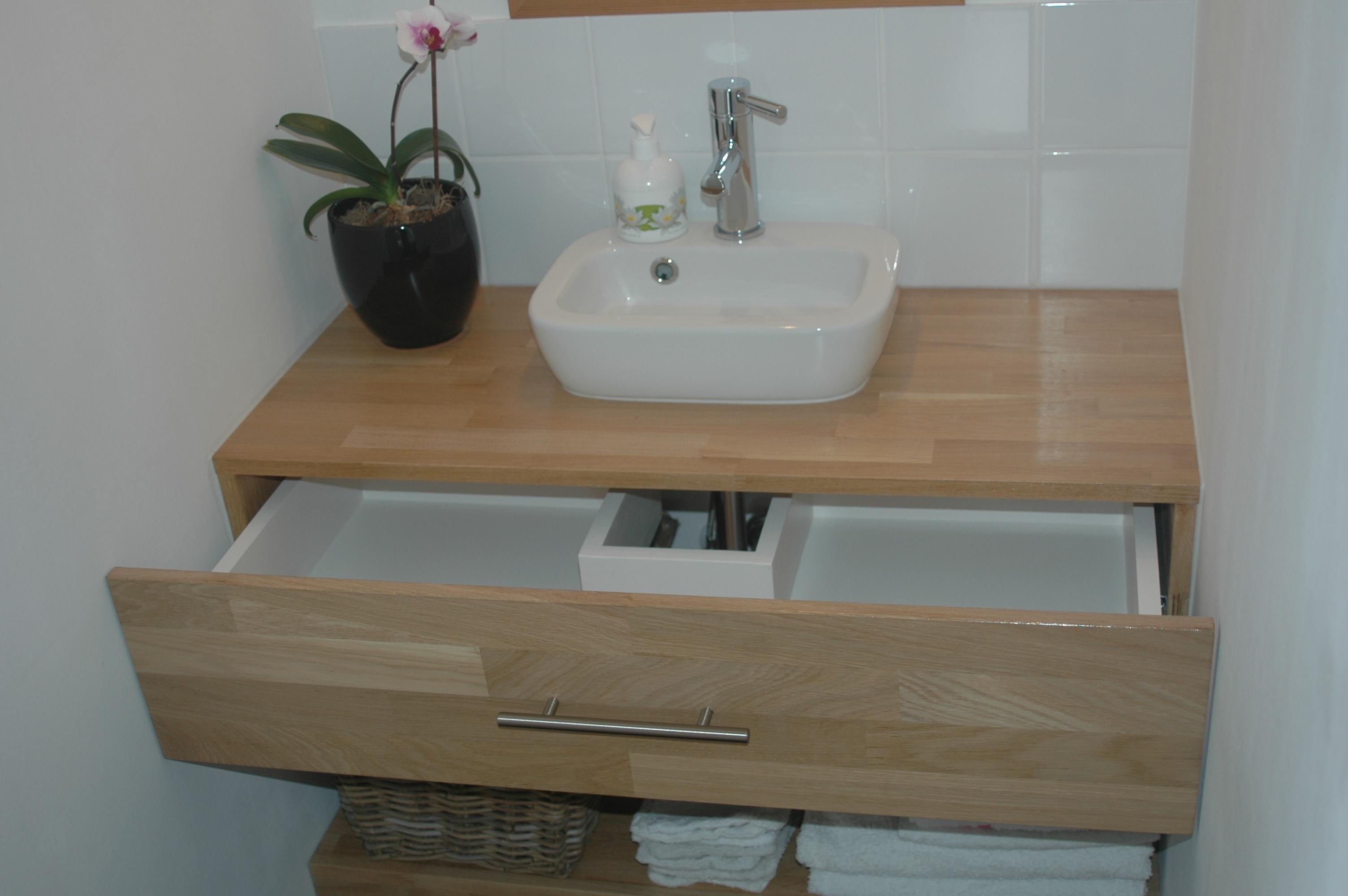 Kastje onder wasbak good houten plank onder wastafel with for Kastje onder wastafel toilet