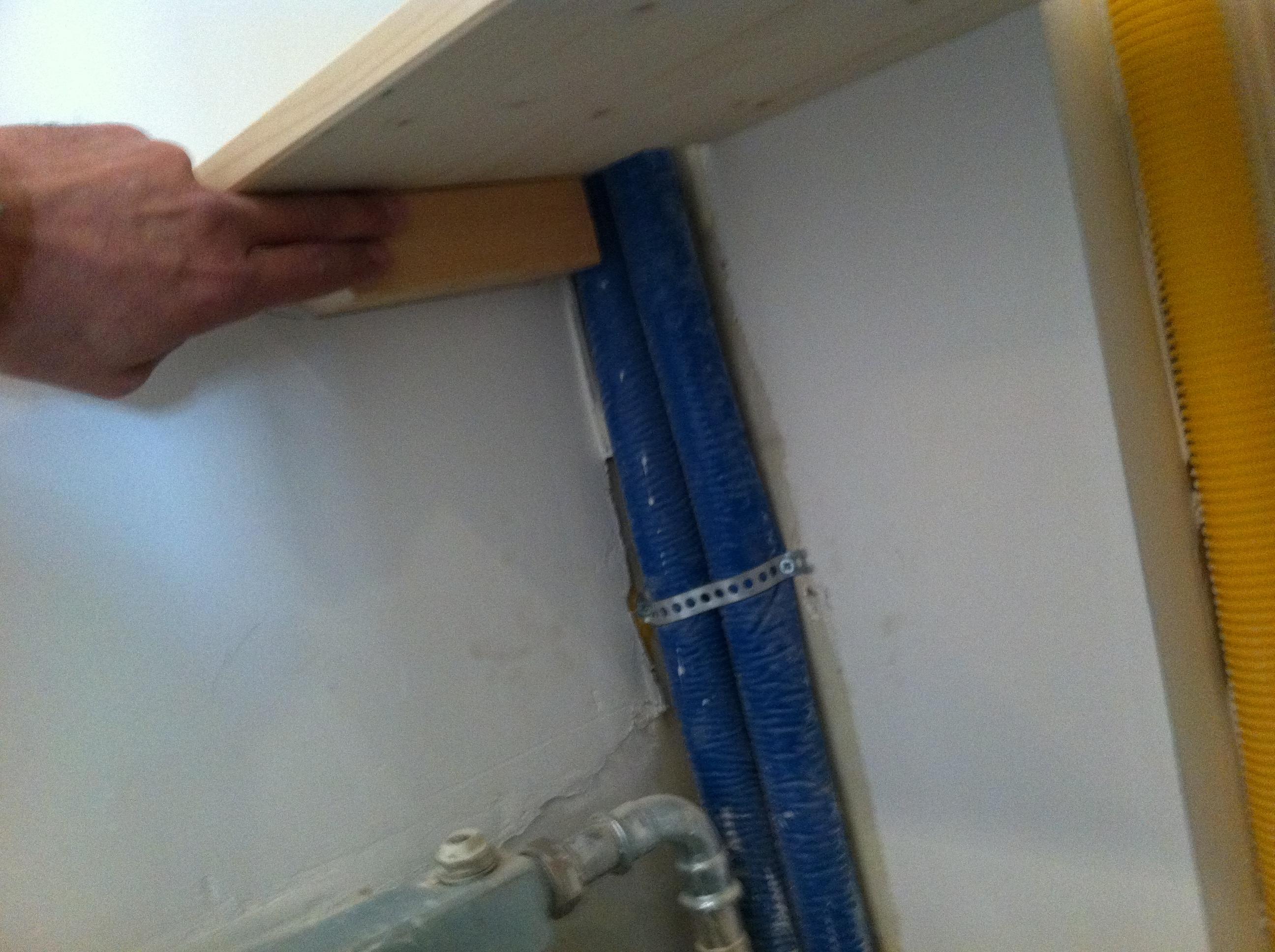 Plank Bevestigen Muur.Kastplanken Maken Voordemakers Nl