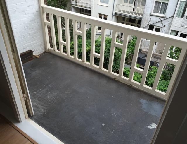 Houten Tegels Balkon : Hout op balkon voordemakers.nl
