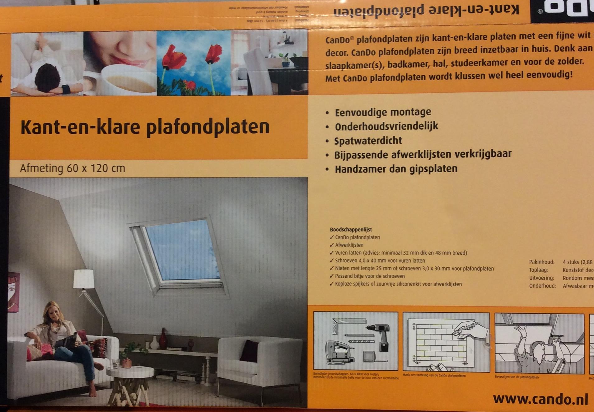 Cando Plafondplaten Badkamer : Moet ik perse talentboard gebruiken voor een badkamerplafond