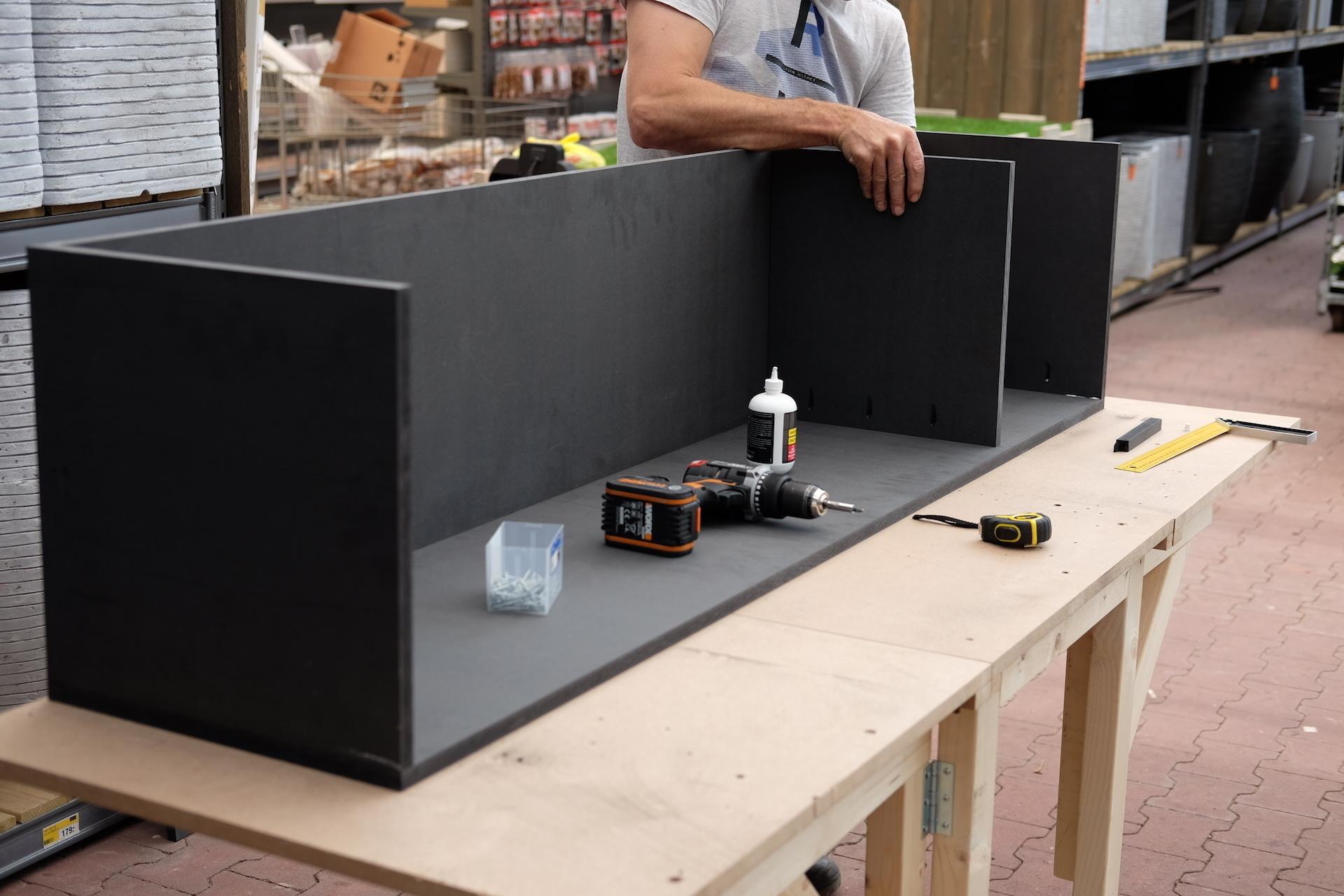 Tv Kast Maken : Designer dressoir maken voordemakers