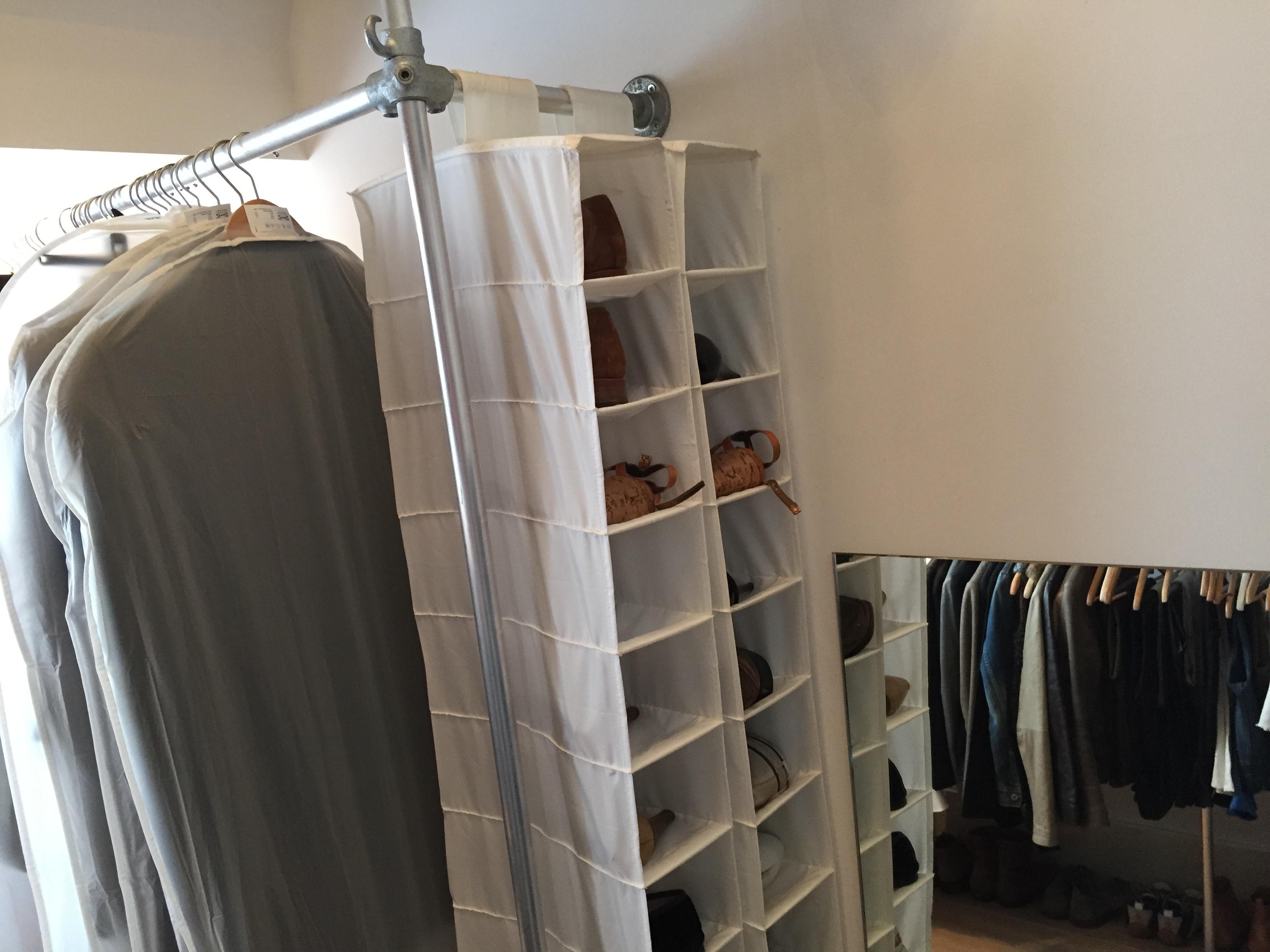 Genoeg Buizenframe kledingrek | voordemakers.nl EN72