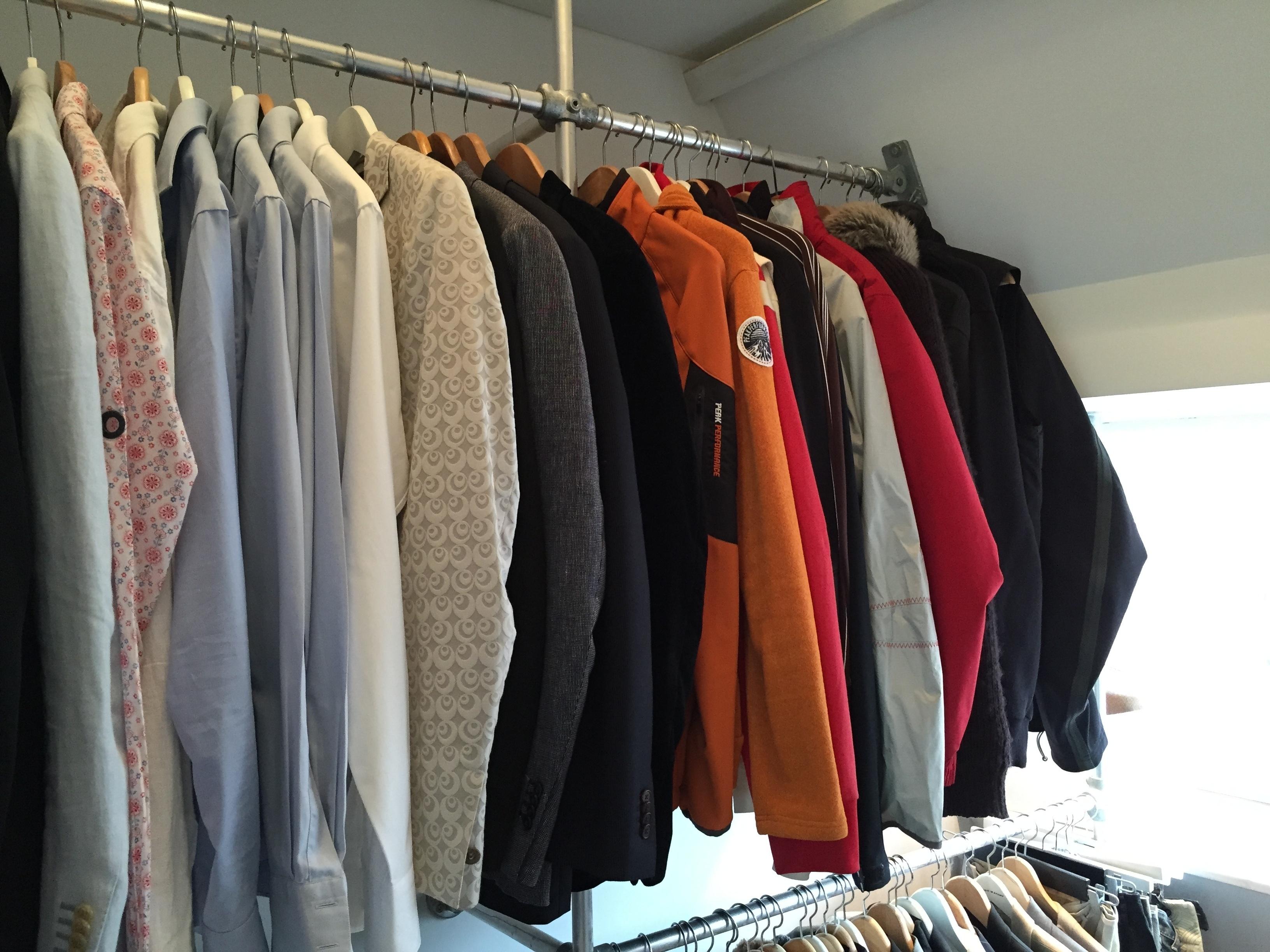 Favoriete Buizenframe kledingrek | voordemakers.nl AQ18