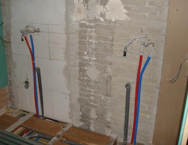 Foto\'s maken van leidingen tijdens de (ver)bouw (TIP)   voordemakers.nl