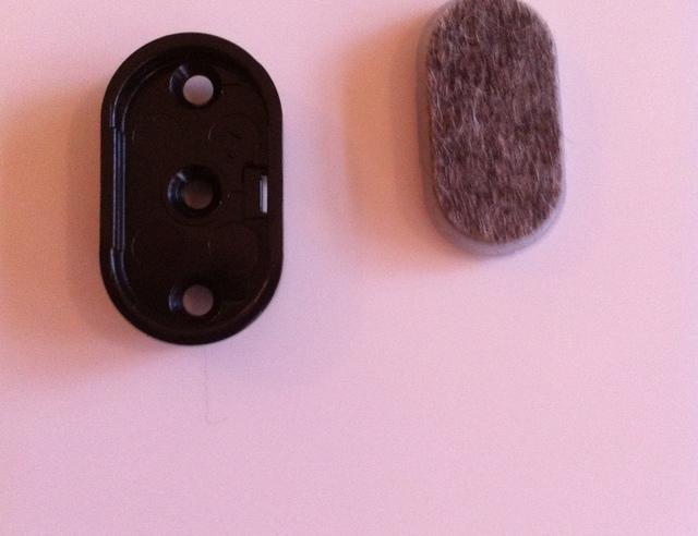 Stoel Sokken Kopen : Vervangbaar vilt stoel glijders monteren voordemakers
