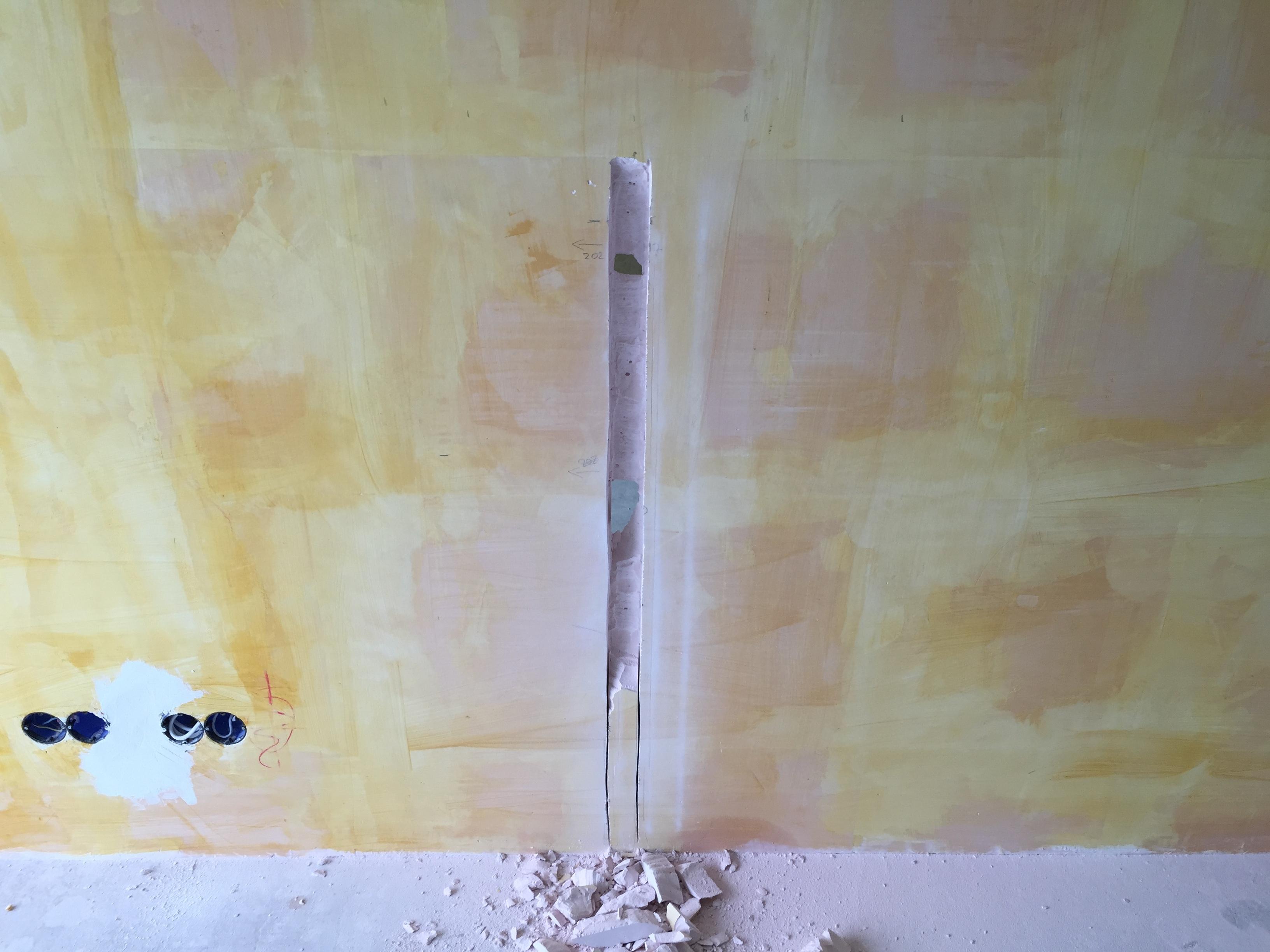 Populair TV kabels doorvoer in muur | voordemakers.nl @AA95