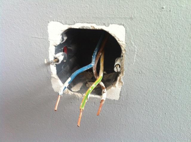 Favoriete Stopcontact monteren | voordemakers.nl NY07