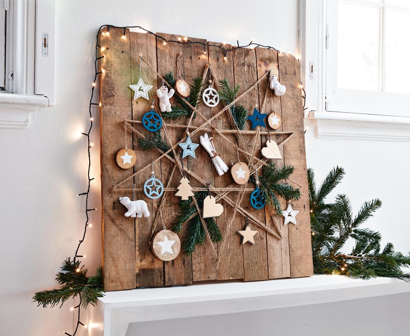 Magnifiek Kerstdecoratie maken   voordemakers.nl @OV93
