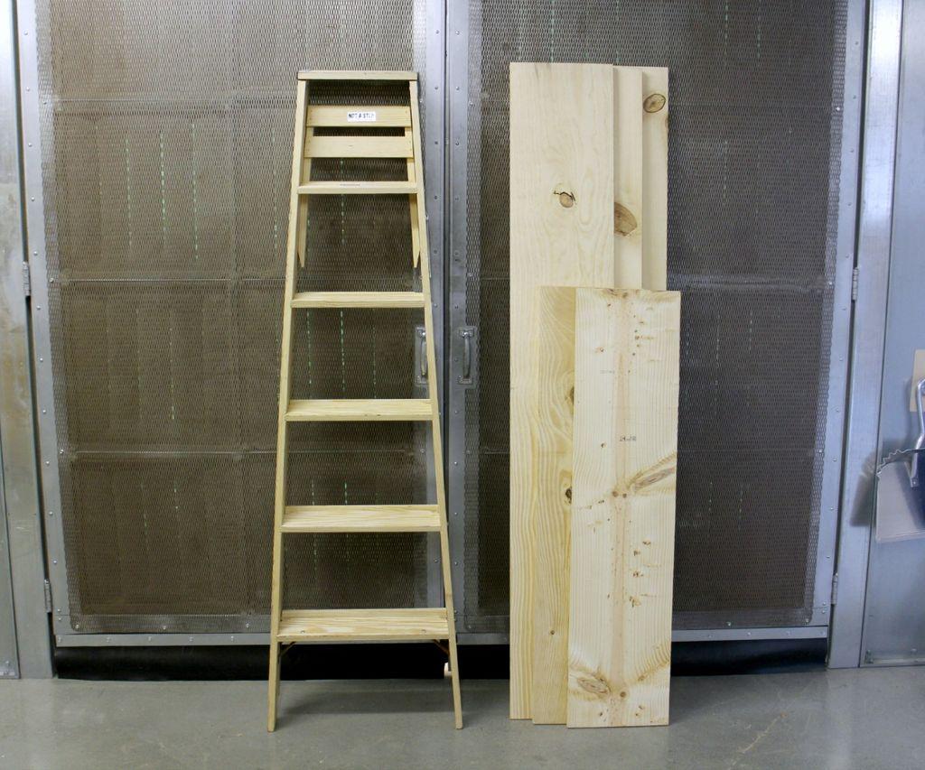 Decoratie Ladder Badkamer : Badkamer ladder trapje voor in badkamer cool decoratieve