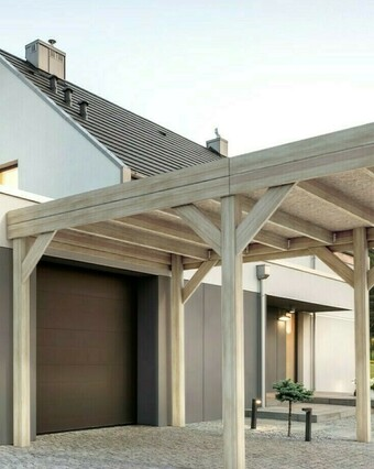 Carport of overkapping maken
