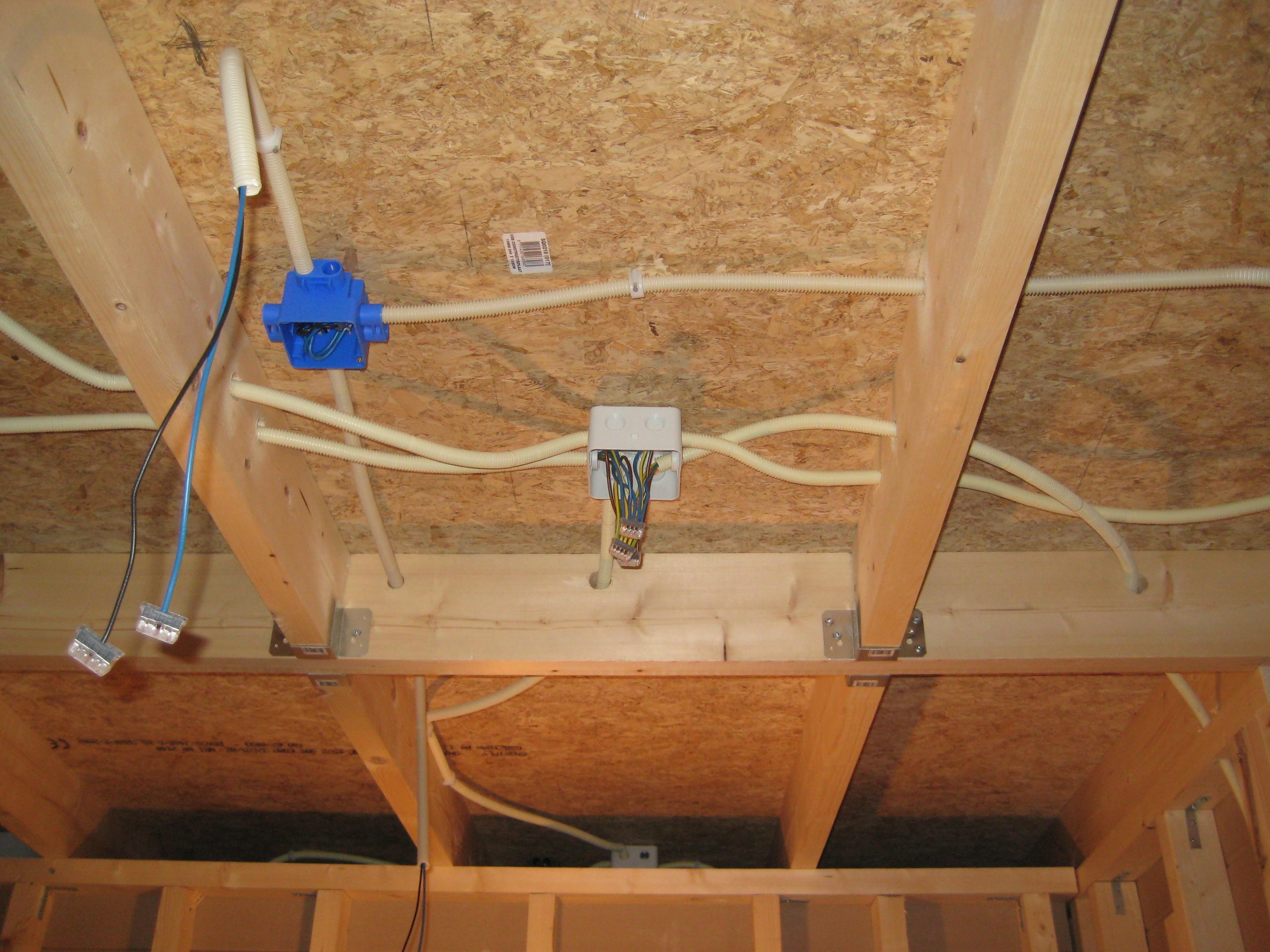inbouwspots in plafond maken voordemakersnl