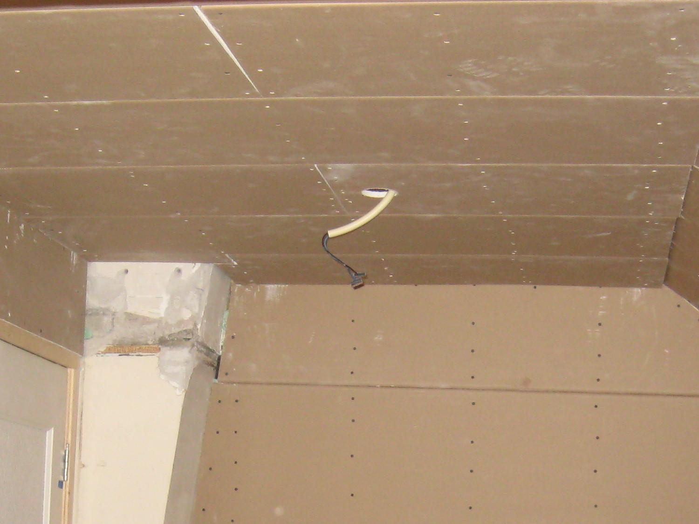 Inbouwspots in plafond maken voordemakers