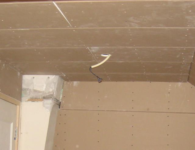 Zeer Inbouwspots in plafond maken | voordemakers.nl #RE65