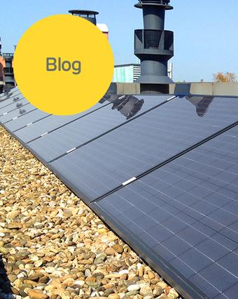 Woning verduurzamen? Kies voor zonnepanelen!